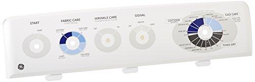 GE WE19M1485 Dryer Control Panel