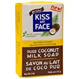Kiss My Face Moisture Shave, Lavender and Shea, 3.4 Ounce