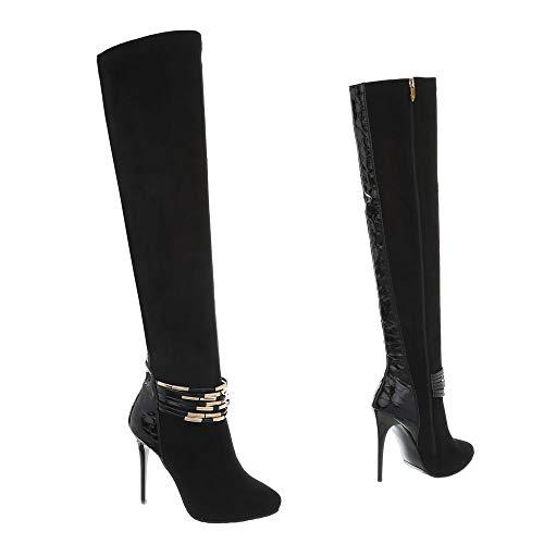 Classic Women's Ital Black Design Boot wYUqHxq67