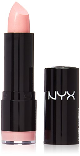 NYX PROFESSIONAL MAKEUP Extra Creamy Round Lipstick, Harmonica, 0.14 Ounce