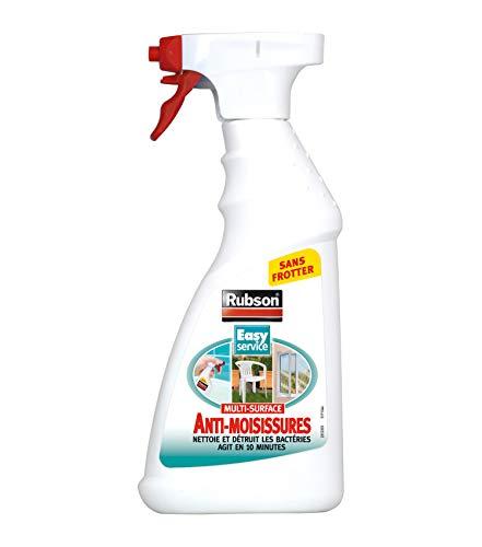 Rubson Vaporisateur Anti Moisissures Spray Nettoyant Puissant Qui élimine La Moisissure En 10 Minutes Vaporisateur Pour Intérieur Extérieur 500