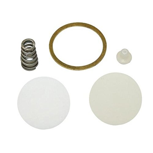 Uniweld Q414K, Valve Seal Repair Kit for 4-Valve Manifold, Pack of 15 pcs