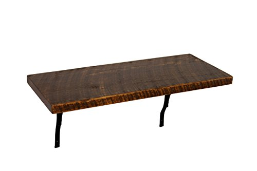 Joel's Antiques & Reclaimed Decor Rustic, Wood Shelf, Pine, 30