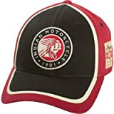 Indian Motorcycle Circle Patch Hat