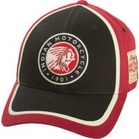 Motorcycle Hat (Indian Motorcycle Circle Patch Hat)