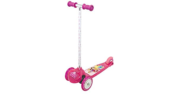 Smoby - Disney Princess Patinete 3 Ruedas Twist Princesa ...