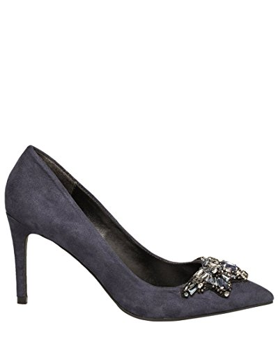 LE CHÂTEAU Women's Bejeweled Pointy Toe - Bejeweled Pumps