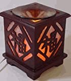 Wooden Electric Oil and Tart Warmer
