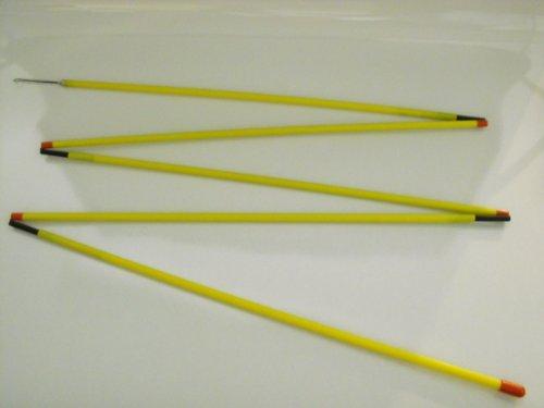 Amazing EZY STICK Fiberglass Wire Fish Tape Pull Rod GB300 ()