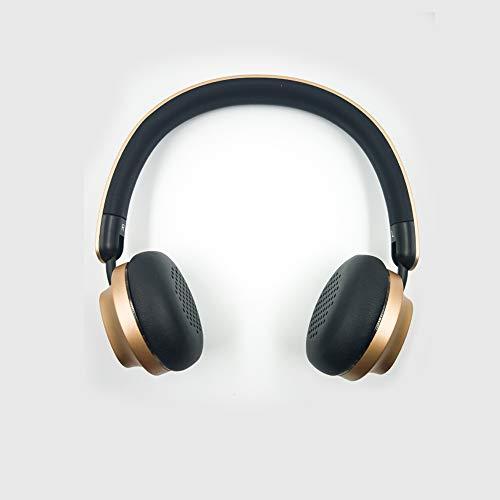 Wireless Bluetooth Headphones  Gold