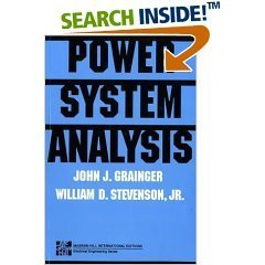 Power System Analysis by Grainger (1994-07-30)