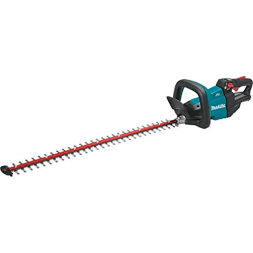 Makita XHU08Z 18V LXT Lithium-Ion Cordless Brushless 30″ Hedge Trimmer, Tool Inch, Teal
