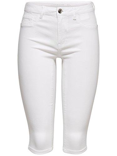 Donna Pantaloncini De Capri Jacqueline Bianco Yong Pantalone x0XwwERT