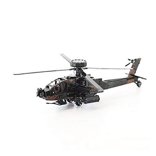 3D Inno Metal Model Helicopter