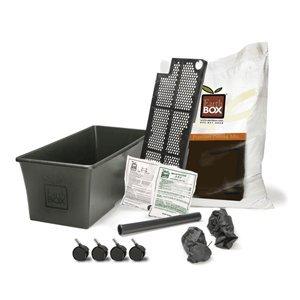 4-pack Earthbox Dark Green Garden Kit (Pack of 4 Planting...