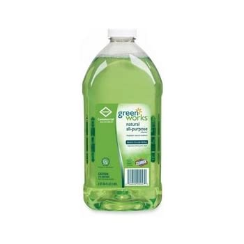 Amazoncom Green Works AllPurpose Cleaner Refill Original Scent