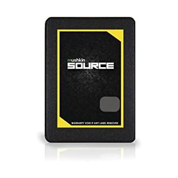 Mushkin SOURCE - 120GB Internal Solid State Drive (SSD) - 2.5 Inch - SATA III - 6Gb/s - 3D Vertical TLC - 7mm – (MKNSSDSR120GB)