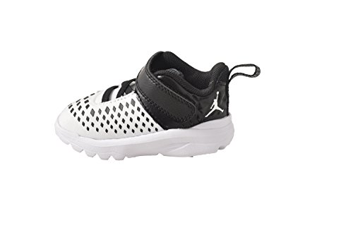 Boys' Jordan Extra.Fly (TD) Toddler Shoe White/White-Black 2C by Jordan