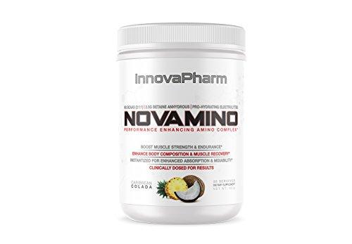 Innovapharm Novamino - Caribbean Colada 30 servings