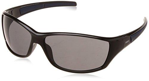 MTV Roadies UV Protected Sport Unisex Sunglasses – (RD-128-C2|64|Grey Color)