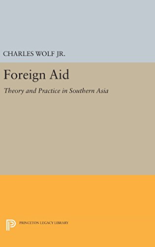 Foreign Aid – Theory and Practice in Southern Asia
