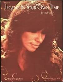 legend in your own time carly simon sheet
