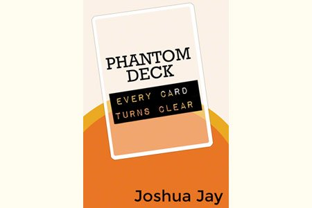 Phantom Deck by Joshua Jay and Vanishing Inc. - Trick Omni Deck