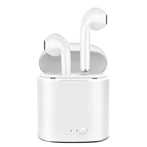 MIYAY-Wireless Headphones-Bluetooth Headphones,Wireless Earbuds Stereo Earphone Cordless Sport Headsets,Bluetooth in-Ear Earphones with Built-in Mic for Smart Phones