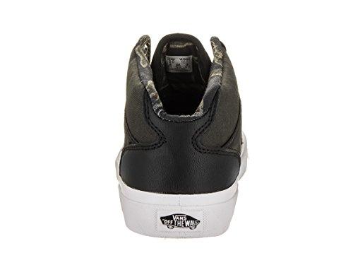 Vans Unisex Bedford (suiting) Skatesko Svart / Vit