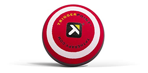 TriggerPoint Foam Massage Ball for Deep-Tissue Massage, MBX Extra Firm (2.6-inch)