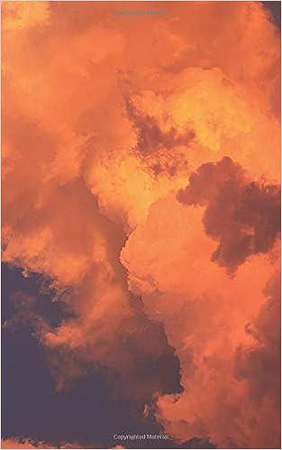 orange sunset clouds journal nature notebook sesh gaia stephens tansie 9781691866618 amazon com books orange sunset clouds journal nature