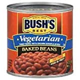Bushs Vegetarian Baked Beans - no. 10 can, 6 cans per case