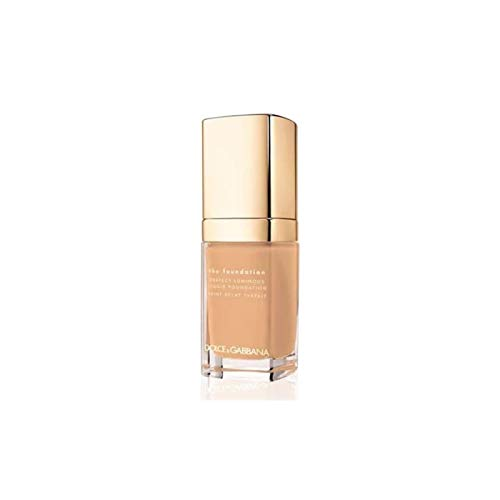 The Perfect Luminous Liquid Foundation by DOLCE & GABBANA 75 Bisque - 75 Bisque