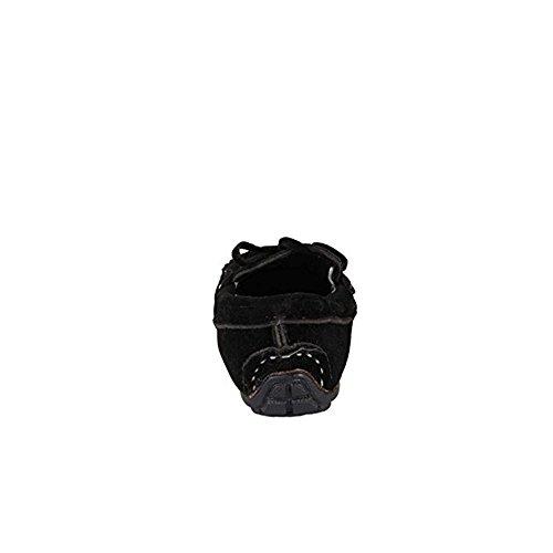 Mocassin-Suela flexible para bebé Negro - negro