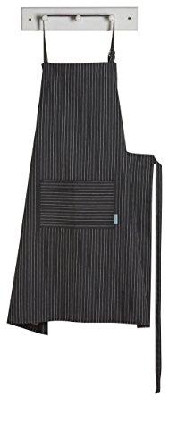 Now Designs Striped Apron - Now Designs Oversized Apron, Pinstripe