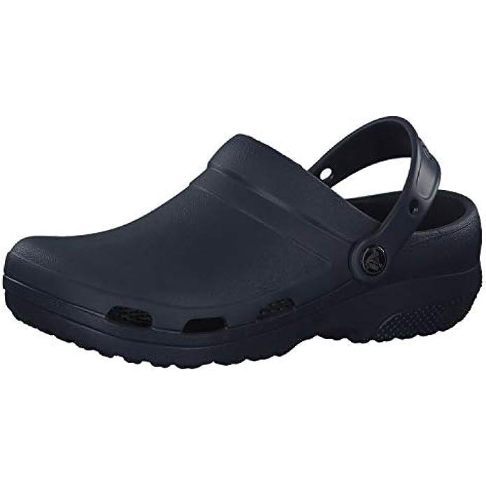 Crocs Men's and Women's Specialist II Vent Clog | Work Shoes