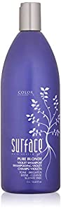Surface Pure Blonde Violet Shampoo 33.8 Oz