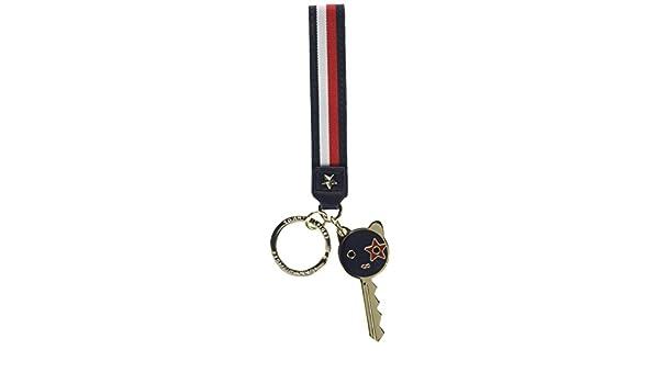Tommy Hilfiger Mascot Key Keyfob, Llavero para Mujer, Varios ...