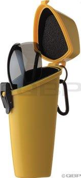 Witz The Wrapper Eye Wear Case Yellow
