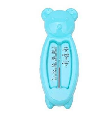 Landsell Cartoon baby bath water temperature gauge indoor thermometer