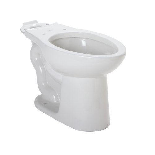 Gerber Toilet Elongated Bowl (Gerber 21928 Toilet Repair Kits, White)