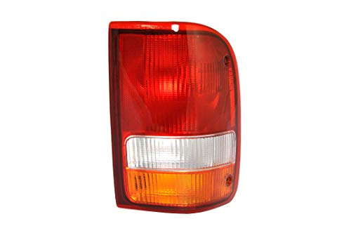 Passenger Side Taillight Tail Light Lamp for 1993-1997 Ford Ranger FO2801110 F37Z13404A