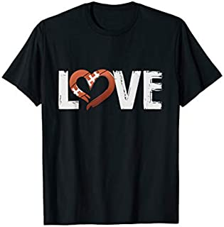 Birthday Gift Love Football Tee I Football For Boys Long Sleeve/Shirt