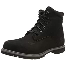Timberland Women's Waterville 6-inch Basic Waterproof Lace-up Boots