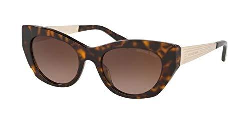 Michael Kors 0MK2091 Gafas de sol, Dk Tort, 51 para Mujer ...