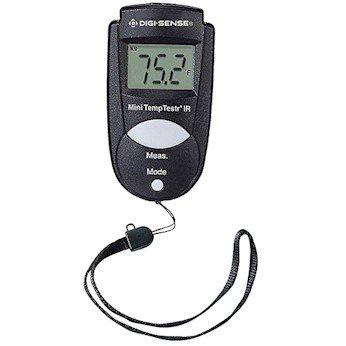 Digi-Sense Mini Temptestr Infrared Thermometer Cole-Parmer AO-39642-00