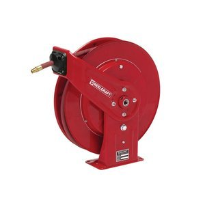 Reelcraft 7850 Olp 1 2 Inch By 50 Feet Spring Driven Hose Reel For Air Water