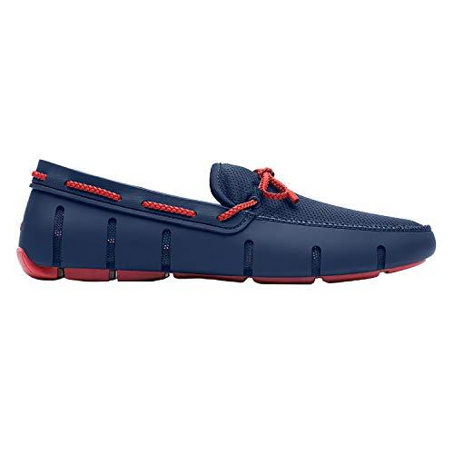 oafer Shoes 11 D(M) US Navy Red Alert ()