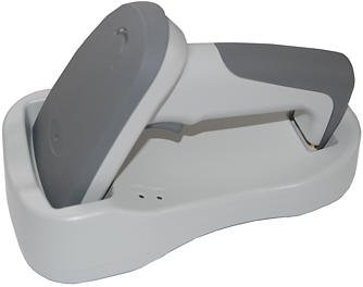 450 Scans//Sek Lade-//Sendestation - auch 100/% MAC kompatibel Bluetooth Barcode-Scanner AS-8520CL USB PDF417