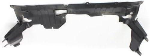 CPP Front Engine Splash Shield for 01-05 Honda Civic w// Auto Transmission HO4151101